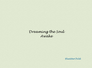Dreaming the Soul Awake