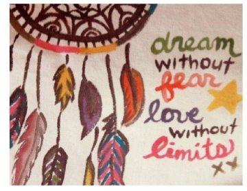 Dream Without Fear and Love Without Limits