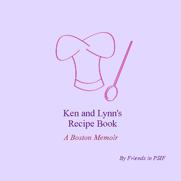 Ken/Lynn Farewell Cookbook