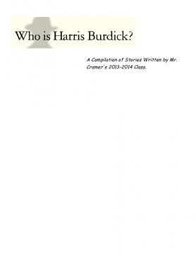 The World of Harris Burrdick