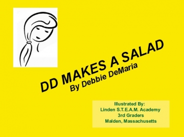 DD MAKES A SALAD