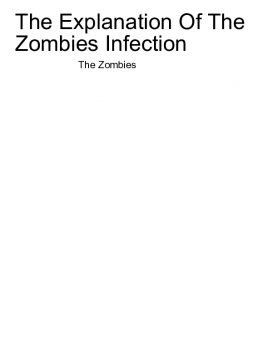The Explanation Of Minecraft Zombies