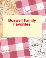 Boswell Family Recipes