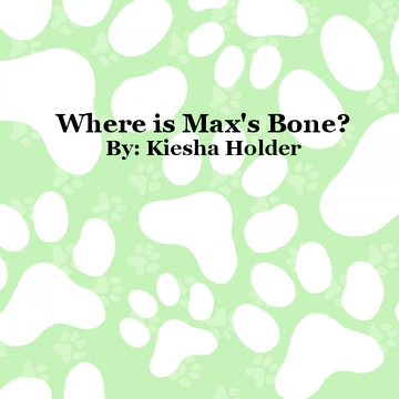 Where is Max's Bone?