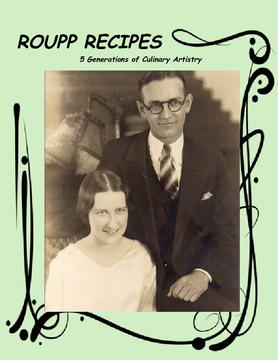 ROUPP RECIPES