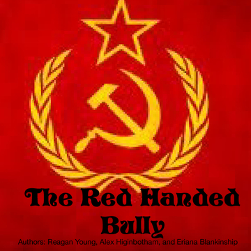 The Red Handed Bully
