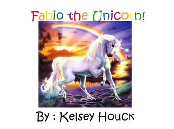 Fabio the Rainbow Unicorn