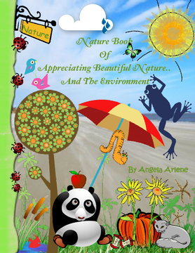 Nature Book Of Appreciating Beautiful Nature And The Environment