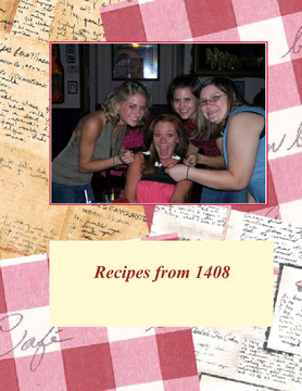 Recipes from 1408
