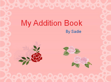My Addition Book
