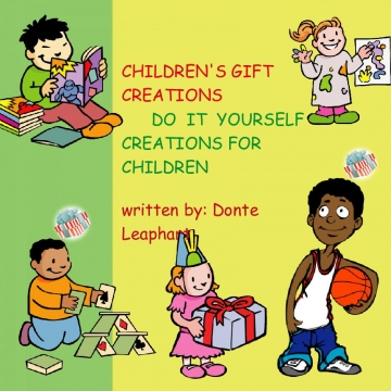 children's gift creations