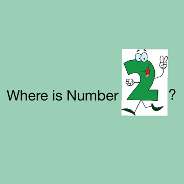 Where is Number Two?