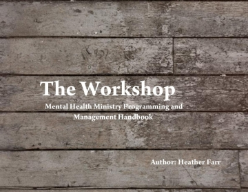 Mental Health Ministry Programming and Management Handbook