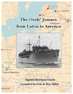 The Ozols' Journey from Latvia to America