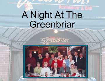 A Night at The Greenbriar