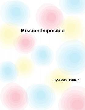 Mission:Impossible