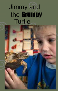 Jimmy and the Grumpy Turtle