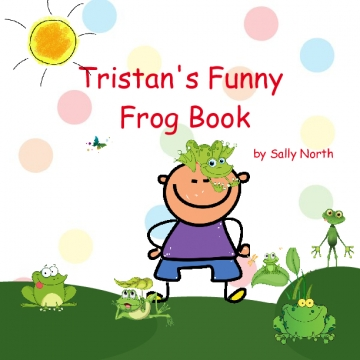 Tristan's Funny Frog Book