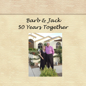 Jack and Barb Udell