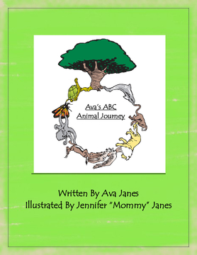 Ava's ABC Animal Journey