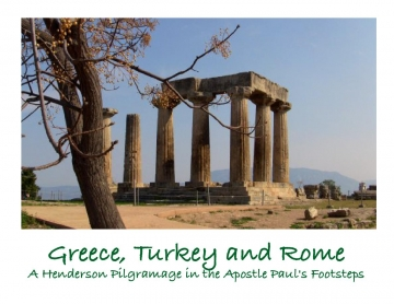 Greece, Turkey and Rome