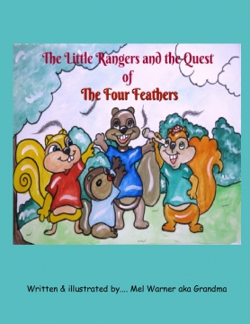 The Little Rangers and the Quest for the Four Feathers