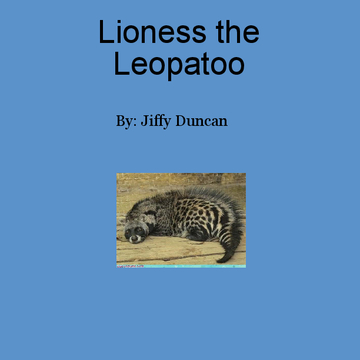 Lioness the Leopatoo