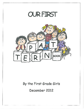 Our First Pattern Book