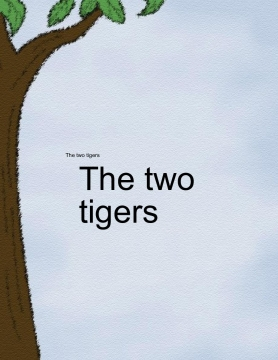 The two tigers
