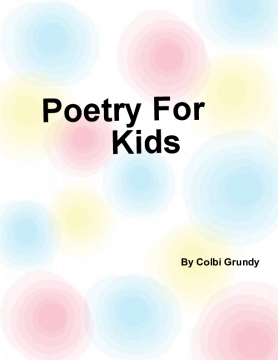 Poetry For Kids