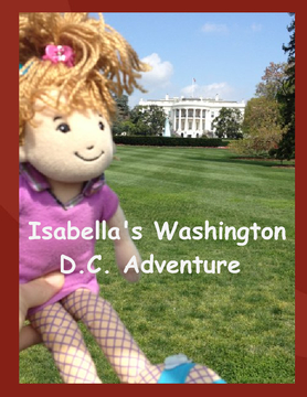Isabella's Washington D.C. Adventure