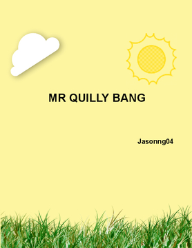 Mr quilly bang