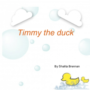 Timmy the duck