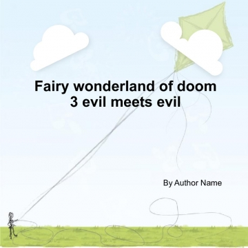 Fairy wonderland of doom 3 evil meets evil