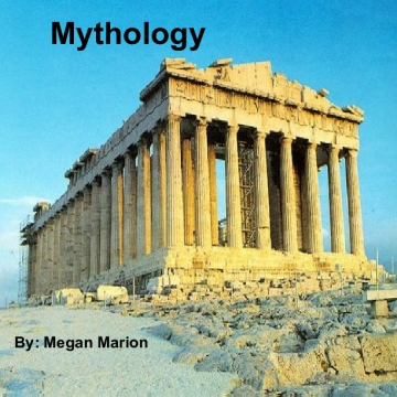 Mythology story