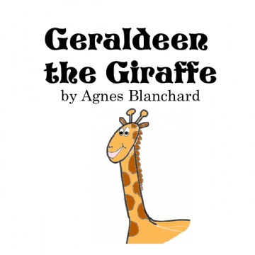 Geralddeen the Giraffe