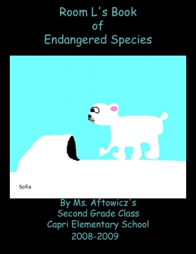 Room L's Book of Endangered Species
