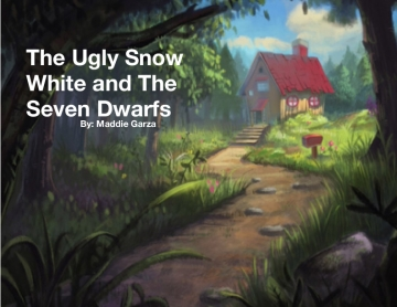 The Ugly Snow White and the Gorgeous Seven Dwarfs