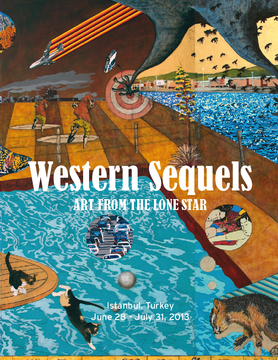 Western Sequels, Art from the Lone Star