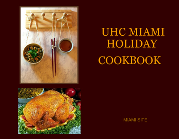 UHC MIAMI HOLIDAY COOKBOOK