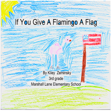 If You Give A Flamingo A Flag