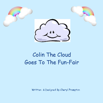 Colin The Cloud Goes To The Fun-Fair