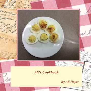 Ali's cookbook
