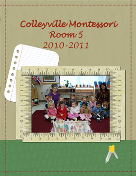 Room 5 Colleyville Montessori