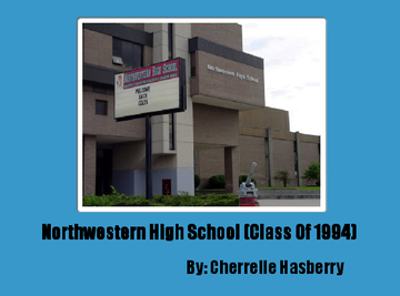 Northwestern High School (Class Of 1994)