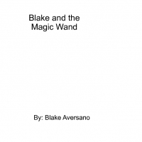 Blake and the Magic Wand