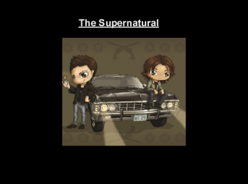 The Supernatural