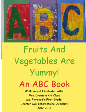 Fruits And Vegetables Are Yummy!