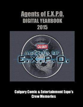 2015 Agents of E.X.P.O. Digital Yearbook