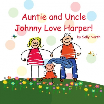 Auntie and Uncle Johnny Love Harper